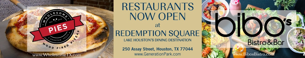New Restaurants in Generation Park