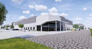 Lockwood Business Park Building 2 Rendering