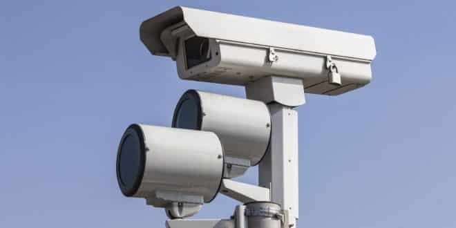 Red light camera banned in Texas