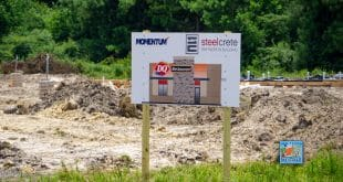 A NEW Dairy Queen in the works on Atascocita Rd in Humble, Texas