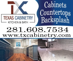 Custom kitchen and baths in Humble, Texas