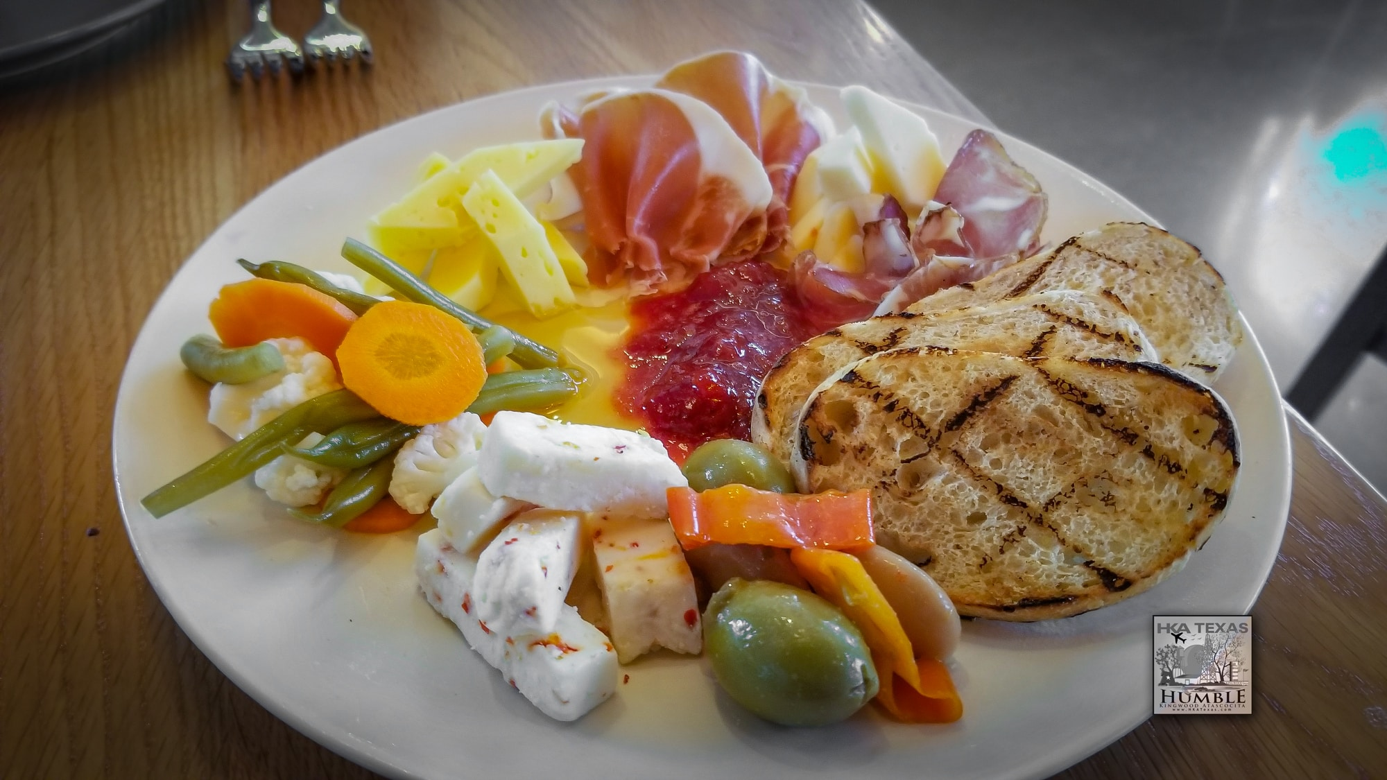 Charcuterie Board at Wholesome Kitchen