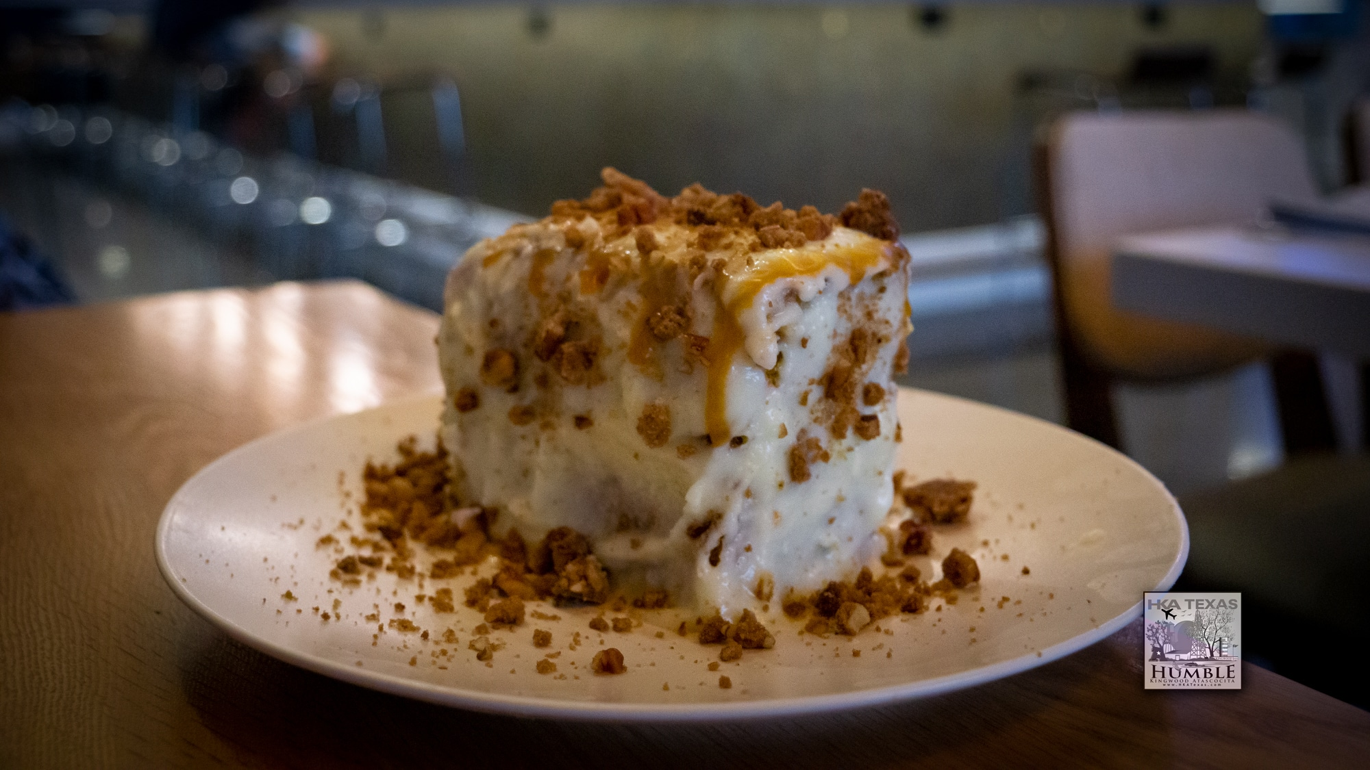 Carrot Cake at Wholesome Kitchen