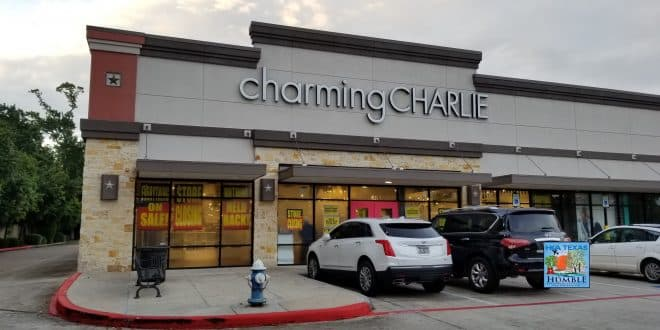 Charming Charlie - Atascocita, Texas