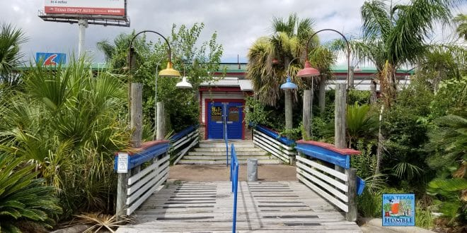 Joe's Crab shack - closed