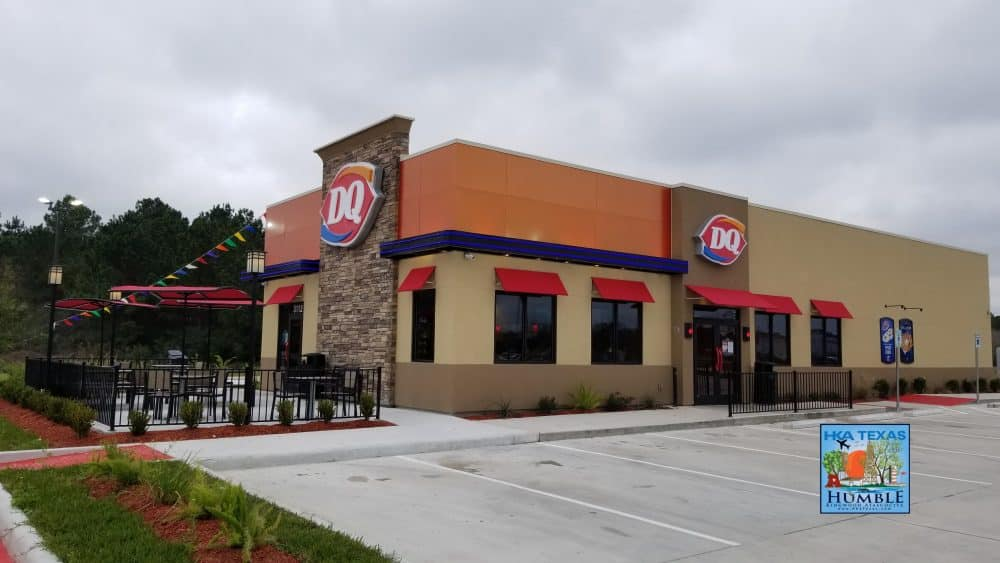 Dairy Queen Humble, Texas