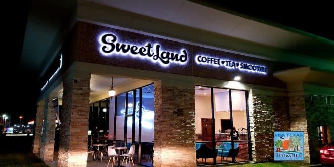 Sweetland Coffee Tea and Smoothies