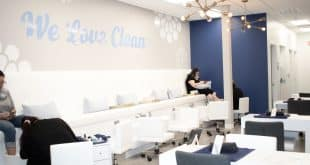 Frenchies Modern Nail Care Grand Opening Celebration