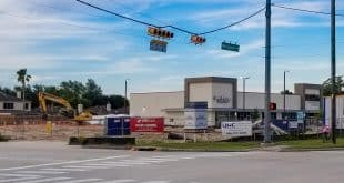 A new Jiffy Lube Service Center is under construction in Atascocita