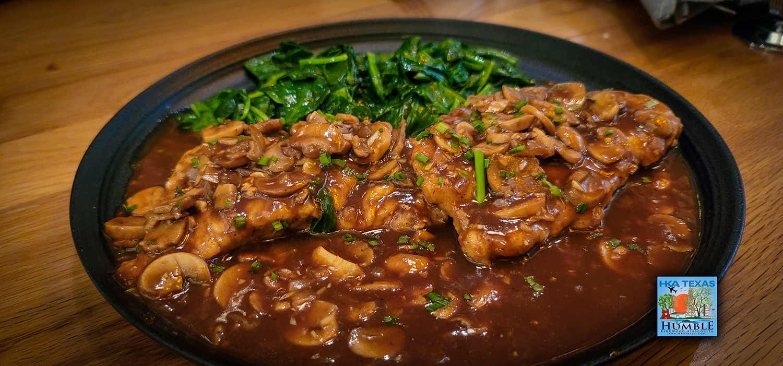 Chicken Marsala - Bocca Italian Kitchen Ma