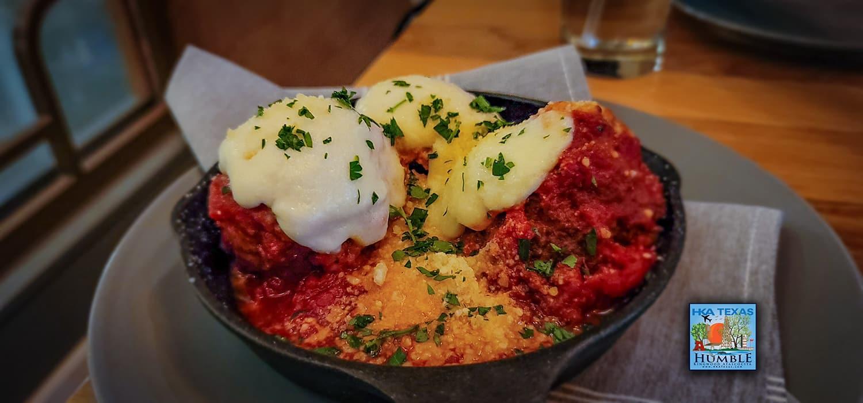Meatballs - Bocca Italian Kitchen