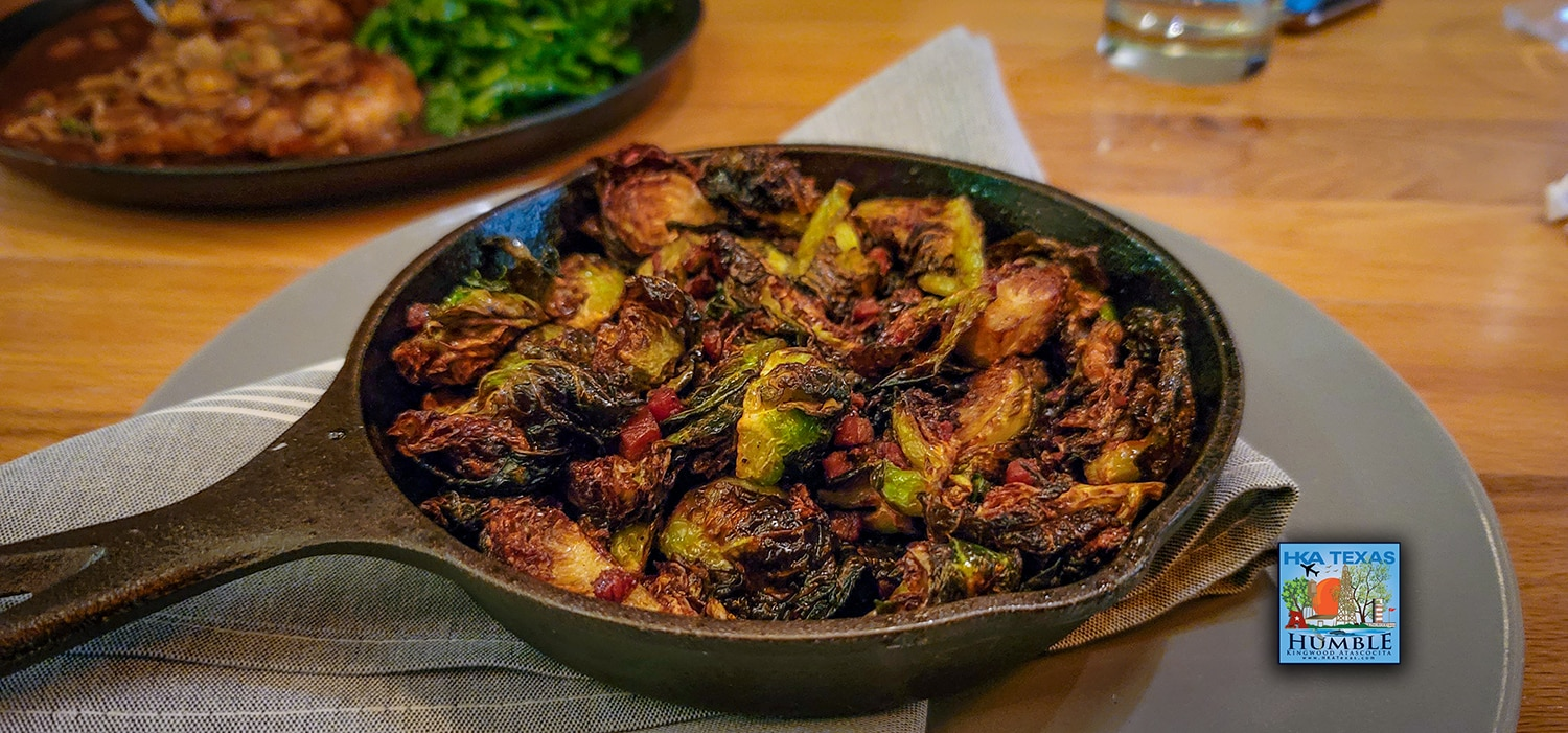 Brussels Sprouts Bocca Italian Kitchen