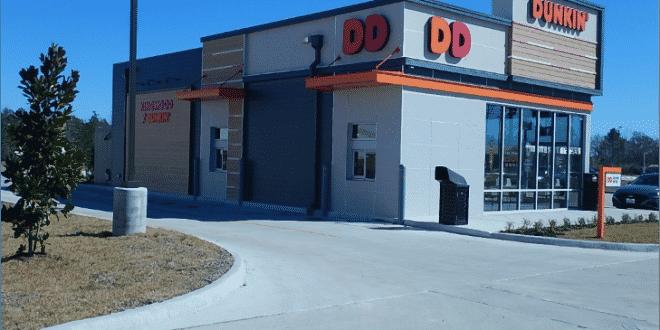 Kingwood Dunkin Donuts