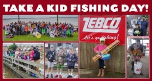 Take a Kid Fishing day is back! – Saturday March 27, 2021