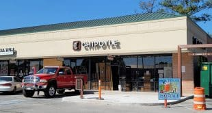 A new Chipotle Mexican Grill coming soon to Kingwood